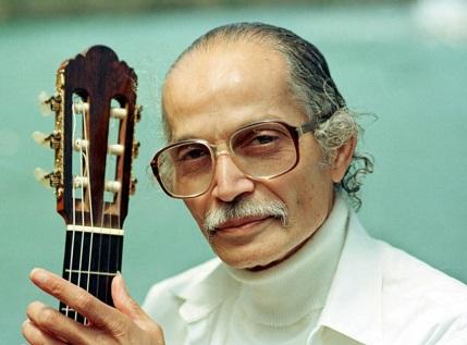 6 de Agosto – 1937 – Baden Powell de Aquino, músico (violonista) e compositor brasileiro (m. 2000).