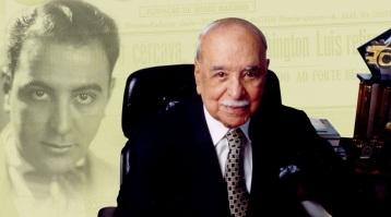 6 de Agosto – 2003 — Roberto Marinho, jornalista brasileiro (n. 1904).