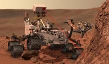 6 de Agosto – 2012 – Pousa em Marte com sucesso a rover Mars Science Laboratory.