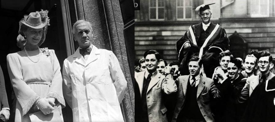 6 de Agosto – Alexander Fleming - 1881 – 136 Anos em 2017 - Acontecimentos do Dia - Foto 13.