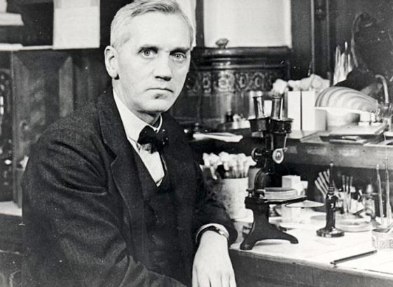 6 de Agosto – Alexander Fleming - 1881 – 136 Anos em 2017 - Acontecimentos do Dia - Foto 6.