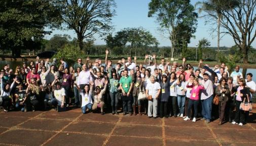 6 de Agosto – Encontro de Gestão Financeira e de Materiais, no campus da USP — Pirassununga (SP) — 194 Anos em 2017.