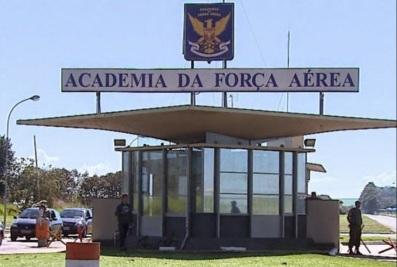 6 de Agosto – Entrada da AFA (Academia da Força Aérea) — Pirassununga (SP) — 194 Anos em 2017.