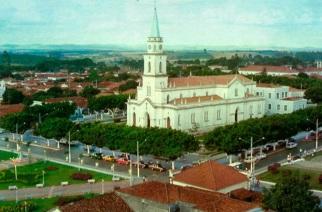 6 de Agosto – Igreja — Pirassununga (SP) — 194 Anos em 2017.