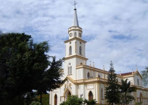 6 de Agosto – Igreja Matriz do Senhor Bom Jesus — Pirassununga (SP) — 194 Anos em 2017.