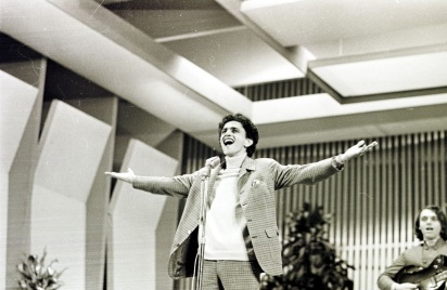 7 de Agosto – Caetano Veloso - 1942 – 75 Anos em 2017 - Acontecimentos do Dia - Foto 10 - Alegria Alegria - 1968.