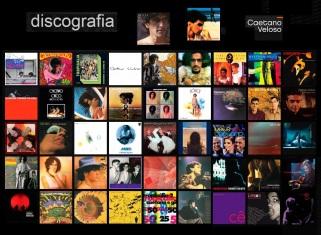 7 de Agosto – Caetano Veloso - 1942 – 75 Anos em 2017 - Acontecimentos do Dia - Foto 14 - Discografia.