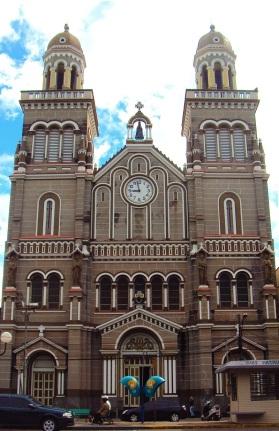 7 de Agosto – Catedral Nossa Senhora Aparecida — Passo Fundo (RS) — 160 Anos em 2017.