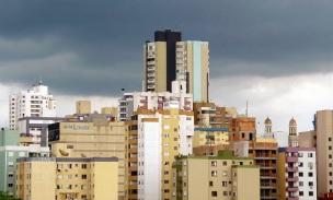7 de Agosto – Centro da cidade — Passo Fundo (RS) — 160 Anos em 2017.