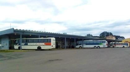 7 de Agosto – Rodoviária — Passo Fundo (RS) — 160 Anos em 2017.