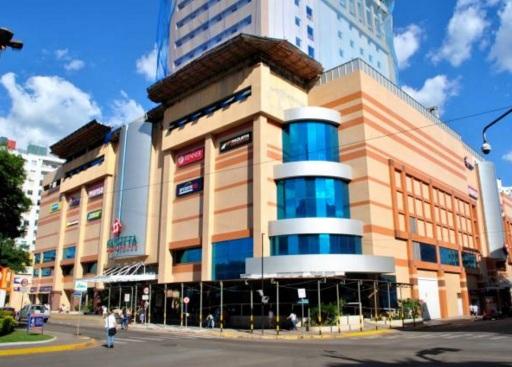 7 de Agosto – Shopping Bella Citta — Passo Fundo (RS) — 160 Anos em 2017.