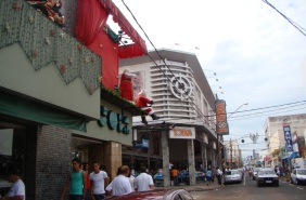 8 de Agosto – Centro comercial — Votuporanga (SP) — 80 Anos em 2017.