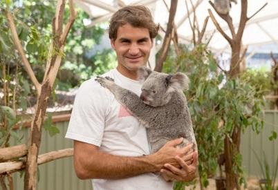 8 de Agosto – Roger Federer - 1981 – 36 Anos em 2017 - Acontecimentos do Dia - Foto 14.