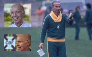 9 de Agosto – 1931 — Mário Jorge Lobo Zagallo, ex-futebolista e ex-treinador de futebol brasileiro.