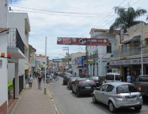 9 de Agosto – Centro da cidade — Socorro (SP) — 188 Anos em 2017.