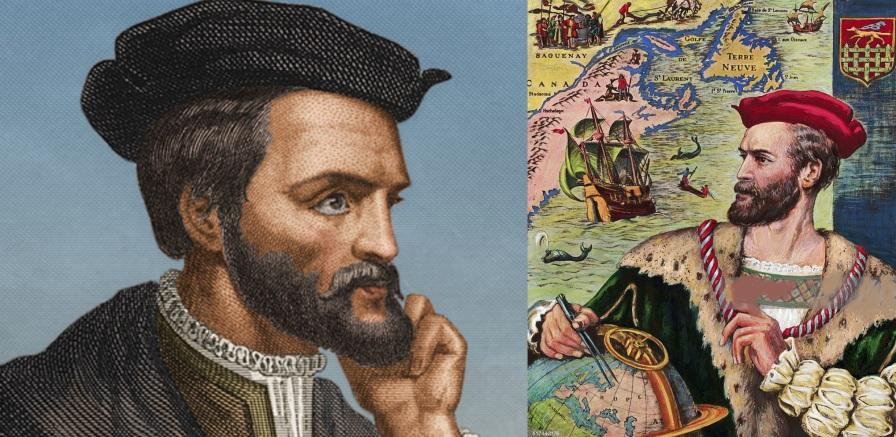 1 de Setembro – 1557 — Jacques Cartier, explorador francês (n. 1491).