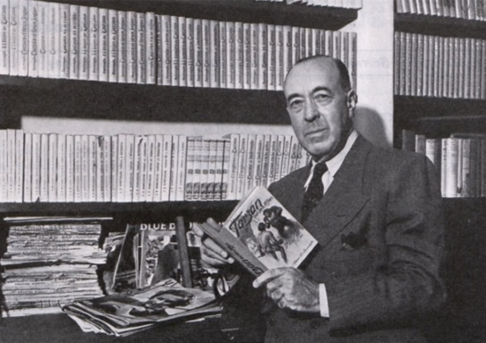 1 de Setembro – 1875 - Edgar Rice Burroughs, escritor estadunidense, conhecido como o 'pai do Tarzan' (m. 1950).