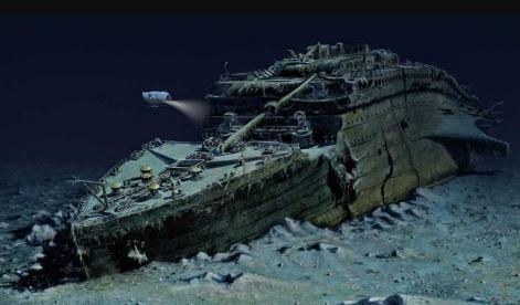 1 de Setembro – 1985 – São encontrados, pela primeira vez, restos do Titanic, por uma expedição americana e francesa.