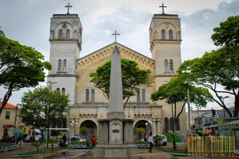 1 de Setembro – Catedral de Santa Ana — Mogi das Cruzes (SP) — 457 Anos em 2017.