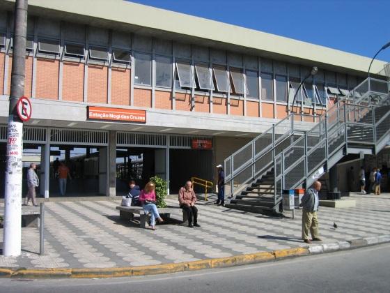 1 de Setembro – Estação Ferroviária — Mogi das Cruzes (SP) — 457 Anos em 2017.