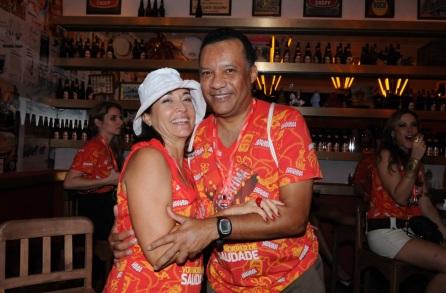 1 de Setembro – Heraldo Pereira - 1961 – 56 Anos em 2017 - Acontecimentos do Dia - Foto 9 - Cecília Maia e o marido, Heraldo Pereira.