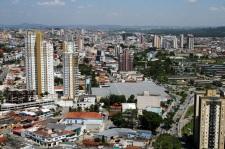 1 de Setembro – Vista panorâmica da cidade — Mogi das Cruzes (SP) — 457 Anos em 2017.
