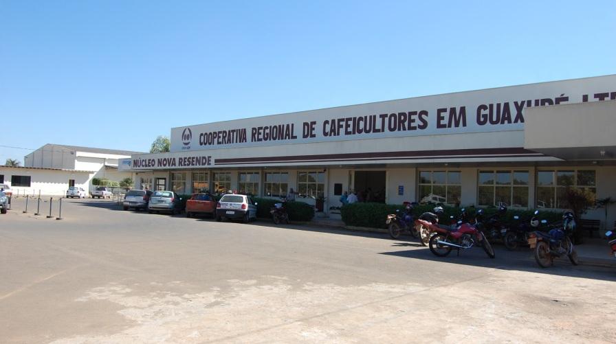 10 de Setembro – Cooxupé - Cooperativa de Cafeicultores — Nova Resende (MG) — 92 Anos em 2017.
