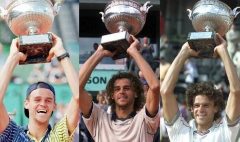 10 de Setembro – Gustavo Kuerten - Guga - 1976 – 41 Anos em 2017 - Acontecimentos do Dia - Foto 16 - Tricampeão de Roland Garros.