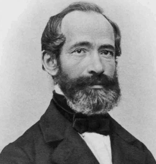 11 de Setembro – 1816 – Carl Zeiss, inventor e óptico alemão, contribuiu grandemente para o desenvolvimento de lentes.