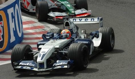 11 de Setembro – 1980 – Antonio Pizzonia, piloto brasileiro de automobilismo, na Williams, equipe da F1.