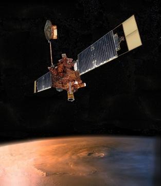 11 de Setembro – 1997 – Chega a Marte a sonda Mars Global Surveyor.
