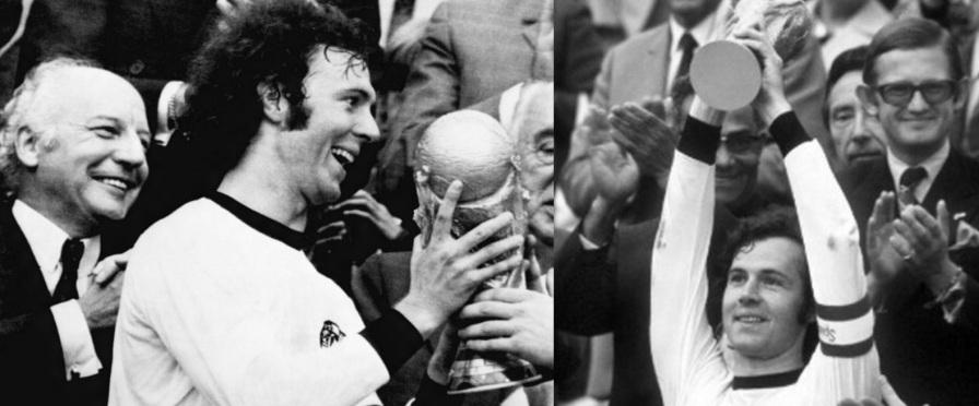 11 de Setembro – Franz Beckenbauer - 1945 – 72 Anos em 2017 - Acontecimentos do Dia - Foto 4.