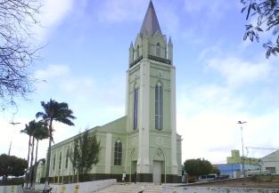 11 de Setembro – Igreja Matriz — Araripina (PE) — 89 Anos em 2017.