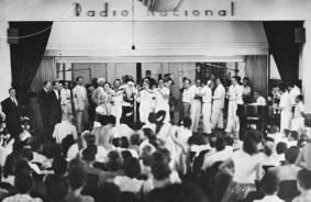 12 de Setembro – 1936 – Inaugurada a Rádio Nacional do Rio de Janeiro.