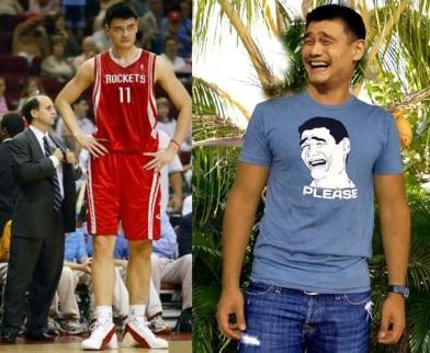 12 de Setembro – 1980 – Yao Ming, ex-jogador chinês, de basquetebol, que atuava na NBA.