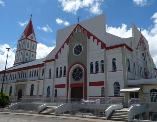 12 de Setembro – Igreja Matriz — Canoinhas (SC) — 106 Anos em 2017.