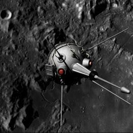 13 de Setembro – 1959 – A União Soviética lança o satélite Luna 2 em direção à Lua.