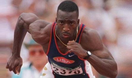 13 de Setembro – 1967 – Michael Johnson, ex-competidor de atletismo (200 e 400 m rasos) estadunidense.