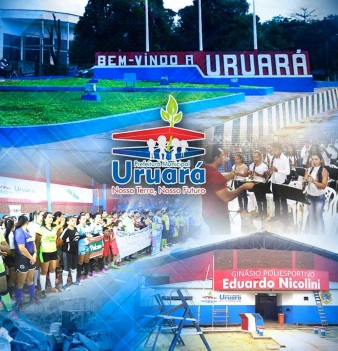 13 de Setembro – Fotomontagem da Prefeitura da cidade — Uruará (PA) — 30 Anos em 2017.