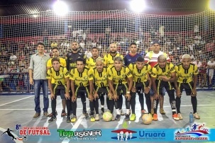 13 de Setembro – Futebol de salão da cidade — Uruará (PA) — 30 Anos em 2017.