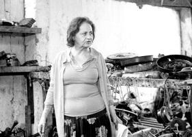 13 de Setembro – Laura Cardoso - 1927 – 90 Anos em 2017 - Acontecimentos do Dia - Foto 11 - 1990 - Laura Cardoso em cena da novela 'Rainha da Sucata'.