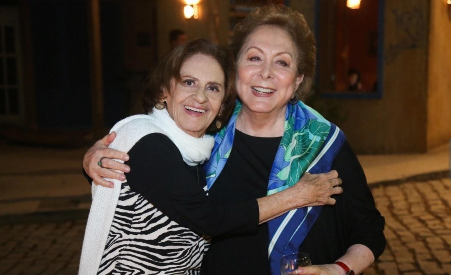 Aracy Balabanian Stunning 13 de setembro – laura cardoso – 1927 – 90 anos em 2017