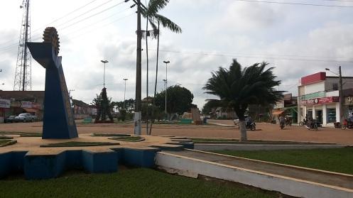 13 de Setembro – Monumento do Rotary — Uruará (PA) — 30 Anos em 2017.