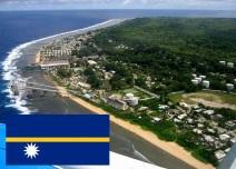14 de Setembro – 1999 — Nauru é admitido como Estado-Membro da ONU. Foto de Yaren, cidade mais populosa de Nauru.
