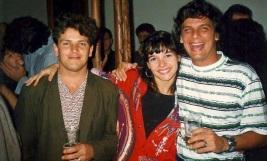 14 de Setembro – Daniela Perez e Duda Ribeiro (à direita).