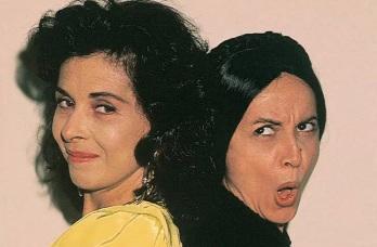 14 de Setembro – Joana Fomm - 1939 – 78 Anos em 2017 - Acontecimentos do Dia - Foto 17 - Betty Faria e Joana Fomm na novela 'Tieta'.