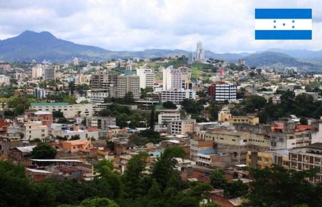 15 de Setembro – 1821 – Honduras declara sua independência da Espanha. Foto de Tegucigalpa, capital de Honduras.