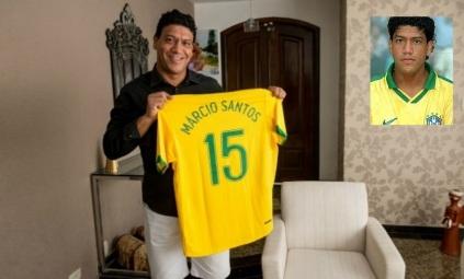 15 de Setembro – 1969 – Márcio Santos, ex-futebolista brasileiro.
