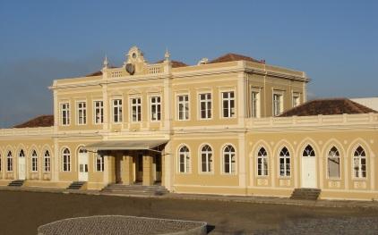 15 de Setembro – Antiga estação ferroviária — Ponta Grossa (PR) — 194 Anos em 2017.