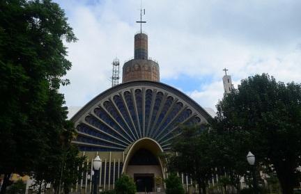 15 de Setembro – Catedral Sant'Ana — Ponta Grossa (PR) — 194 Anos em 2017.